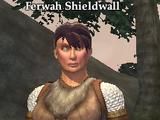 Ferwah Shieldwall