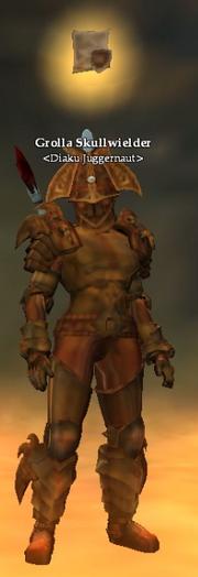 Grolla Skullwielder (Mercenary)