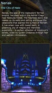 Neriak - The City of Hate