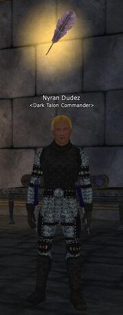 Nyran Dudez