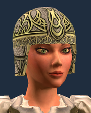 Succulent husk cowl (Equipped)
