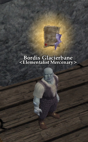 Bordis Glacierbane