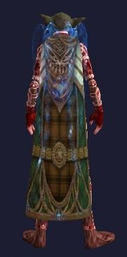 Cloak of the Grandmaster Tailor (Visible)