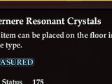 Ethernere Resonant Crystals