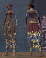 Flowing venerators robe of antiquity02