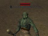 An elite Bloodskull fanatic