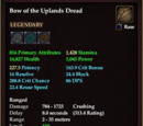 Bow of the Uplands Dread