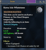 Kerra Isle Whetstone