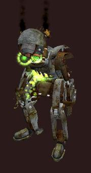 Necromechanoid-costume