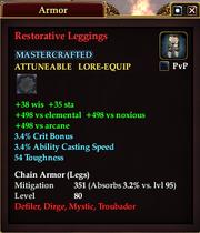 Restorative Leggings
