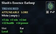 Slush's Essence Earloop