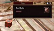 Spell Cube