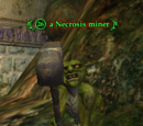 A Necrosis miner