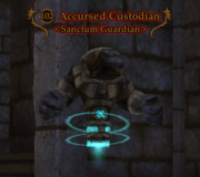 Accursed Custodian