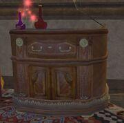 Cherry Grove Bedroom Nightstand (visible)