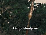 Darga Fleetpaw