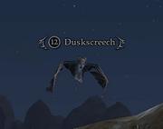 Duskscreech
