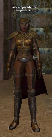 Gatekeeper Malren