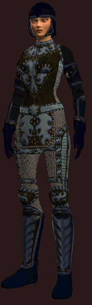 Leather Armor of Demolishing(Worn)