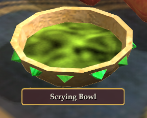 Scrying Bowl