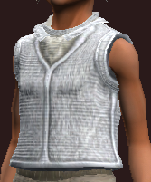 Adept's Woven Robe (Equipped)