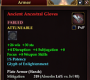 Ancient Ancestral Gloves