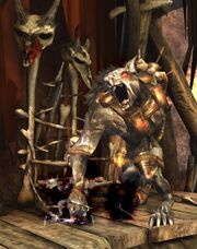 Krelgrek Bone-Chair (solo)