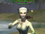 A Mistcaller siren