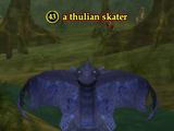 A thulian skater