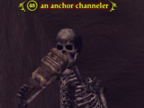 An anchor channeler