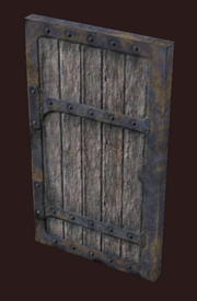 Magic Door to the Guild Hall