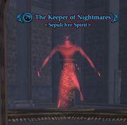 The Keeper of Nightmares