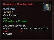 Channeler's Shoulderpads