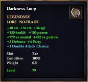 Darkness Loop (Level 79)