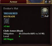 Evoker's Hat