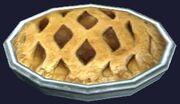 Fancy apple pie (Visible)