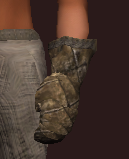 Hanshi's Balanced Hand Wraps (Equipped)