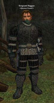 Sergeanthaggus