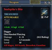 Soulspike's Bite
