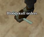 Bloodskull orders