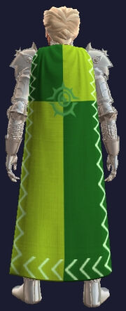 Cloak of Enduring Ways (Equipped)