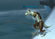 A Snowfang fisher