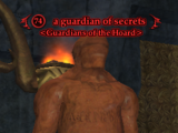 A guardian of secrets