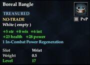 Boreal Bangle