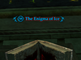 The Enigma of Ice