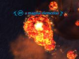 A magma elemental