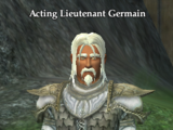 Acting Lieutenant Germain