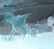 An arctic wyrm