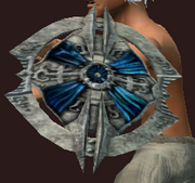 Barrier of the Rallosian Battlemage (Equipped)