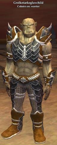 Orc Warrior Pet